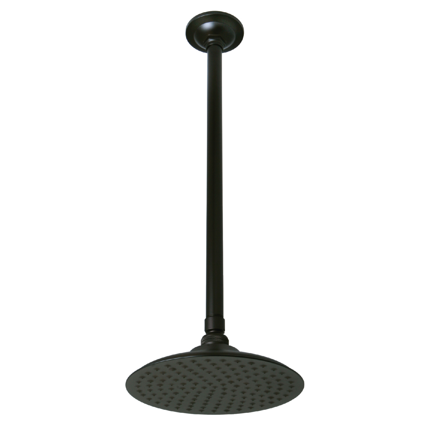 Elements Of Design Dk236k25 Shower Head With 17 Inch Ceiling Mounted Shower Arm Oil Rubbed Bronze