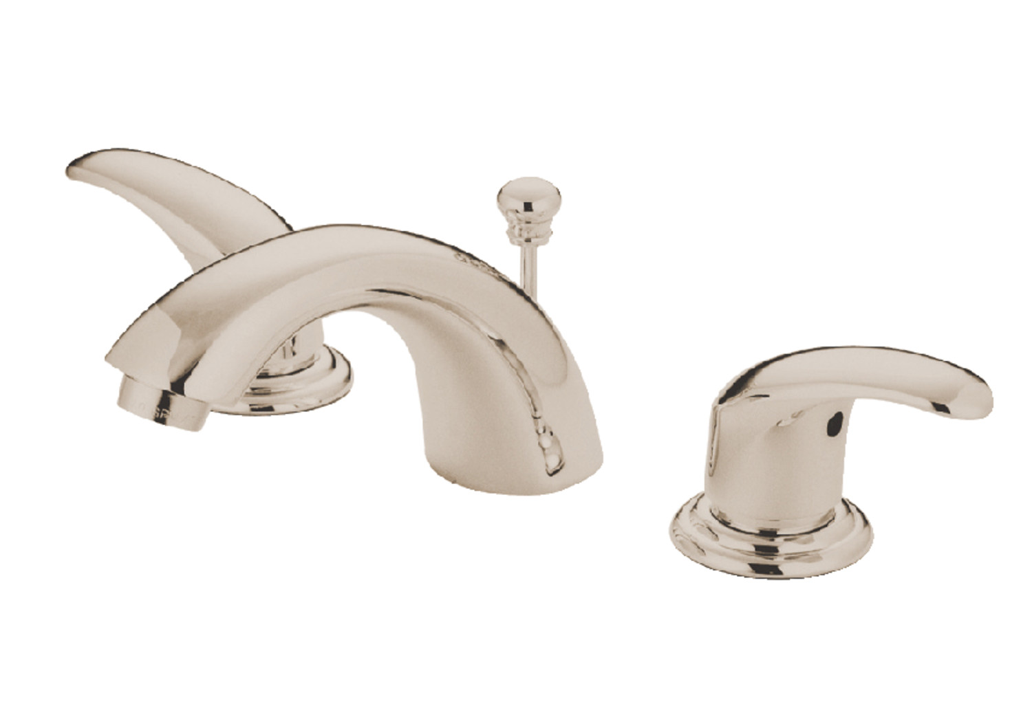Elements Of Design Eb6958ll Mini Widespread Lavatory Faucet Brushed Nickel Elements Of Design