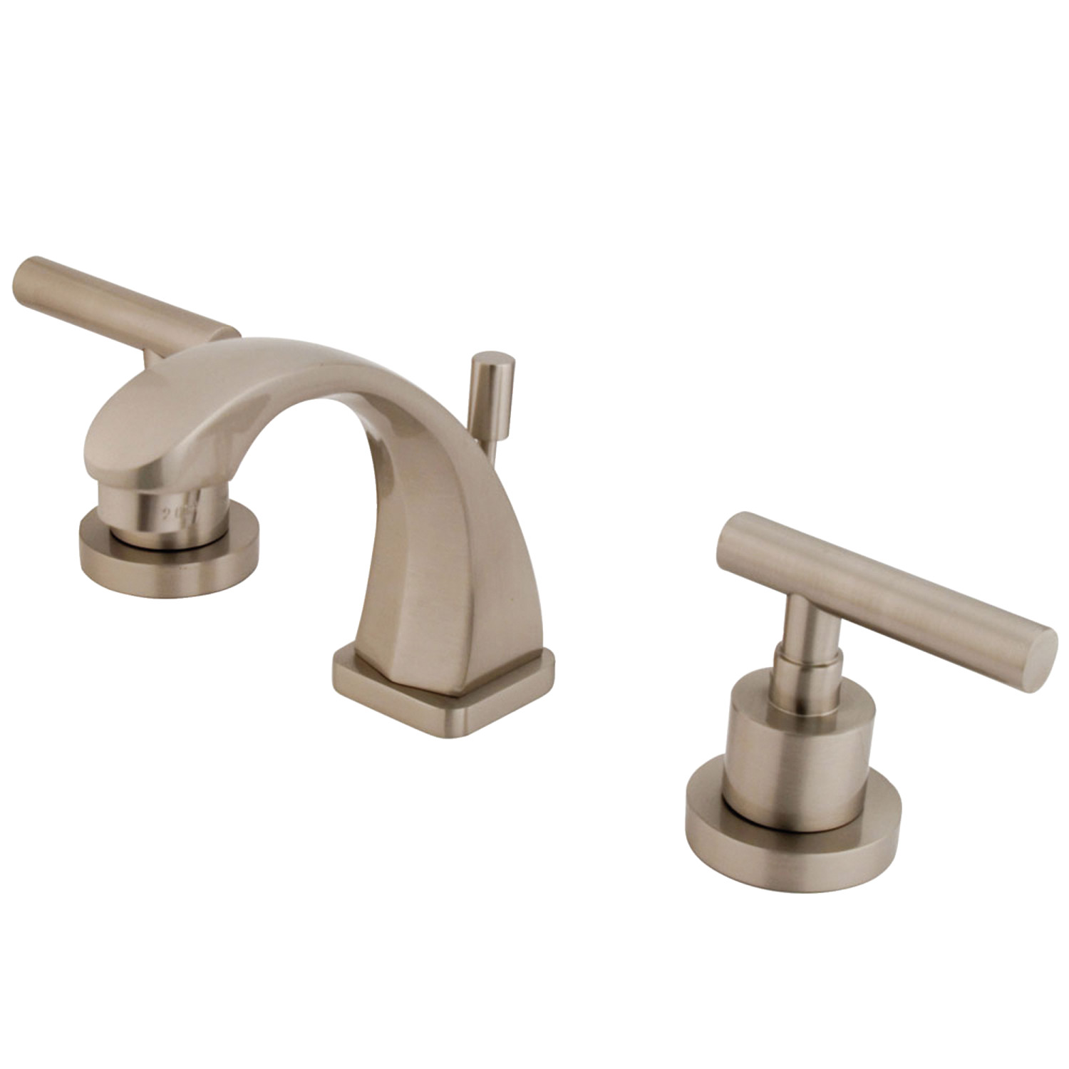 Elements Of Design Es4948cml 8 Inch Widespread Lavatory Faucet