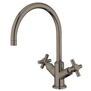 Two Handle Single Hole Kitchen Faucets Elements Of Design